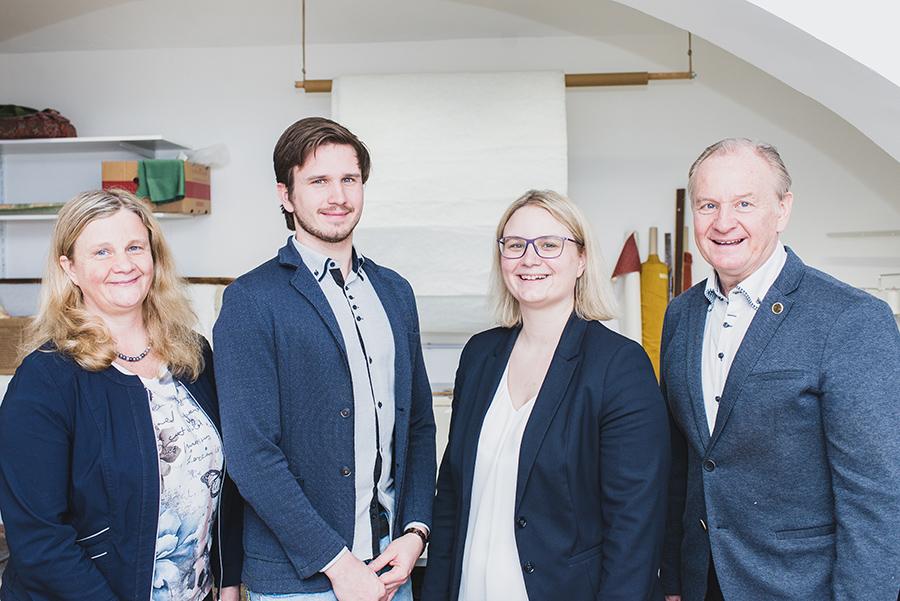Familie Kaufmann - Handwerk aus Graz